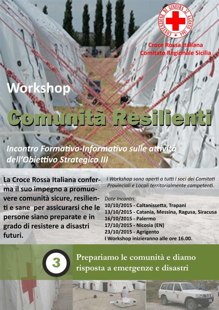 Manifesto Comunità Resilienti